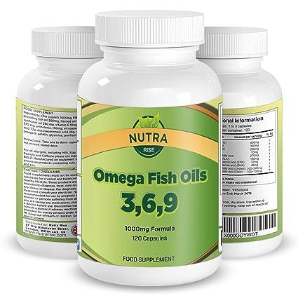 Píldoras de Aceite Omega de Pescado. El mejor suplemento para mejorar la salud del corazón.
