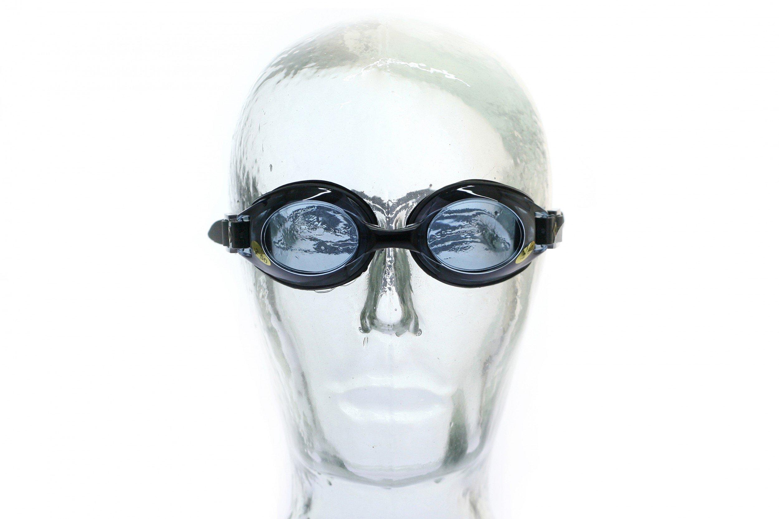 Aqua Speed ® LUMINA Gafas de natación, graduación de -1.5 a -8.0 dioptrías