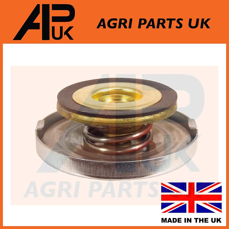 APUK Radiator Cap Compatible with Case International Harvester IH 384 434 444 250 275 414 Tractor