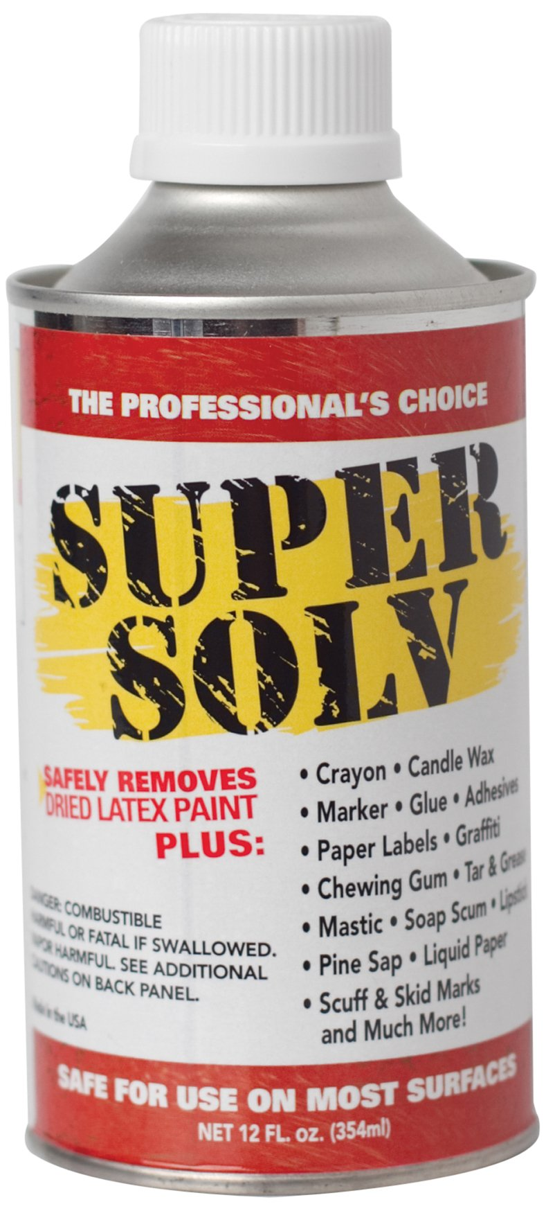CFI Products Super Solv Remover, 12-Ounce