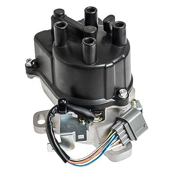 Ignition Distributor For 99 00 Honda Civic Acura EL 16L Fits TD63U TD73U Amazoncouk Car Motorbike