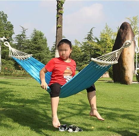 melysUS Outdoor Casual Thicken Canvas Camping Park Hammock Hammocks