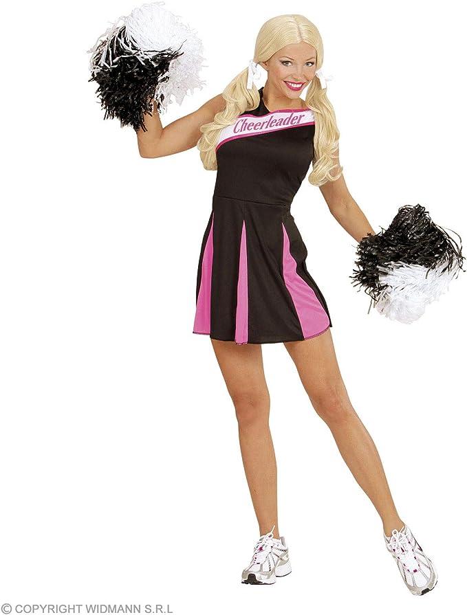Disfraz de cheerleader para mujer - S: Amazon.es: Juguetes y juegos