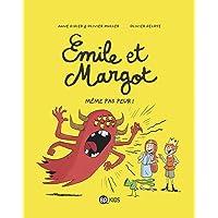 Émile et Margot, Tome 09: Même pas peur !