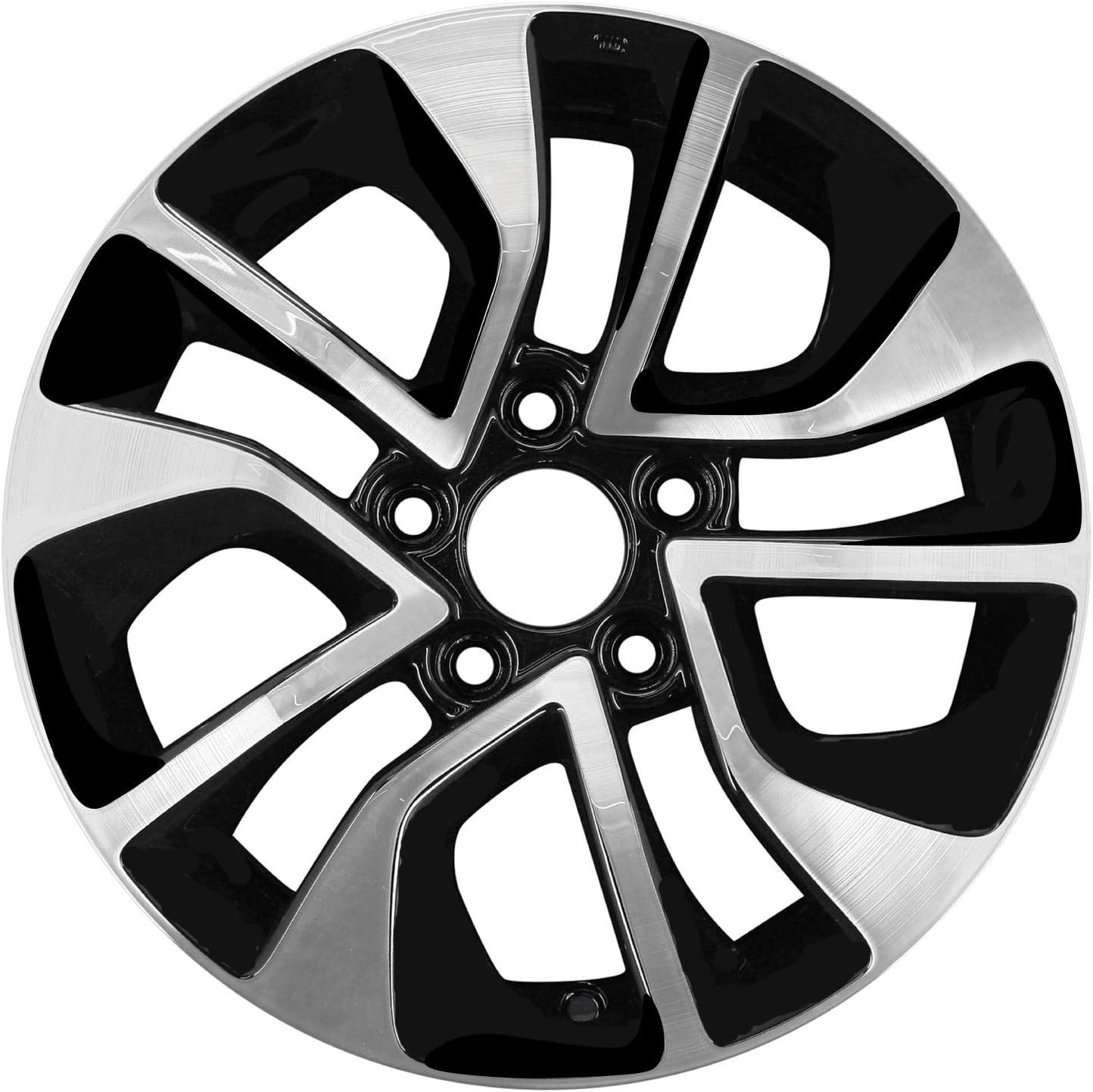 Amazon Com Auto Rim Shop Brand New 16 Replacement Wheel For Honda Civic 2013 2014 2015 Automotive