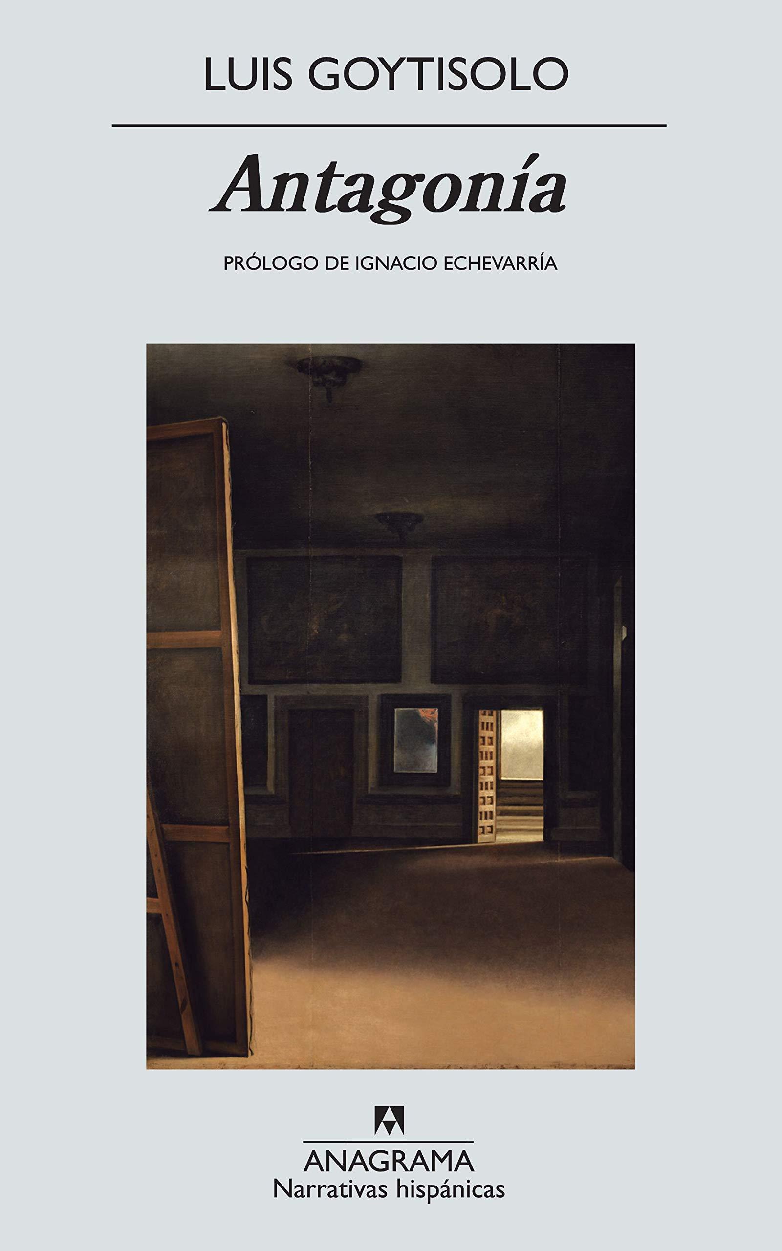 Antagonía (Narrativas hispánicas): Amazon.es: Goytisolo Gay, Luis, Echevarría Pérez, Ignacio: Libros