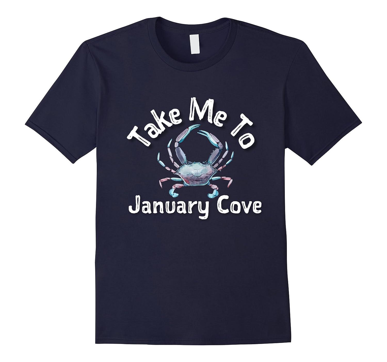 Take Me to January Cove (Crab)-FL