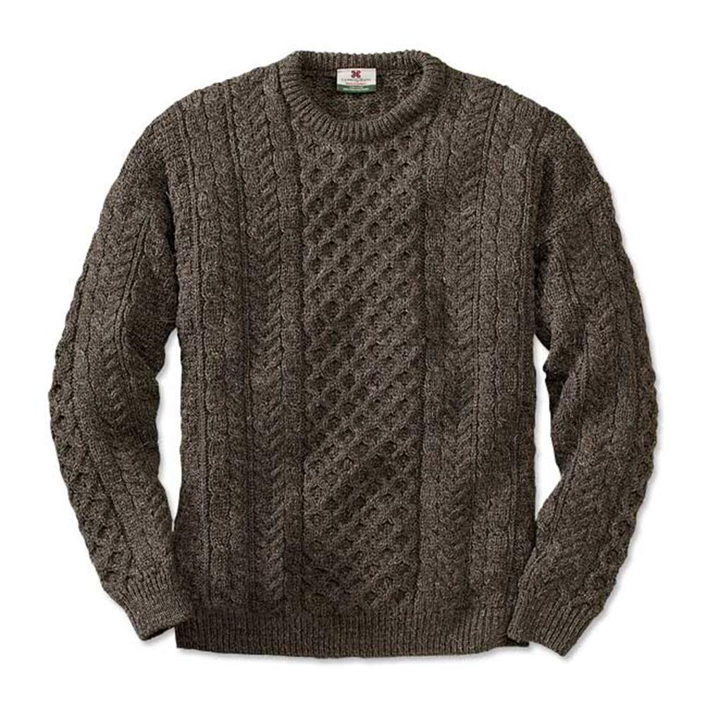 Orvis Black Sheep Irish Fisherman's Sweater 3H1L:3H1L