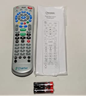 Amazon.com: Charter Ocap–4 (C4000 & S4000) 4-device Remote Control ...