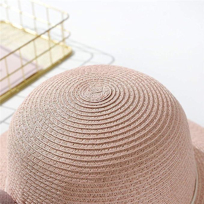 Amazon.com: Sombrero de paja para mujer de Church Kentucky ...