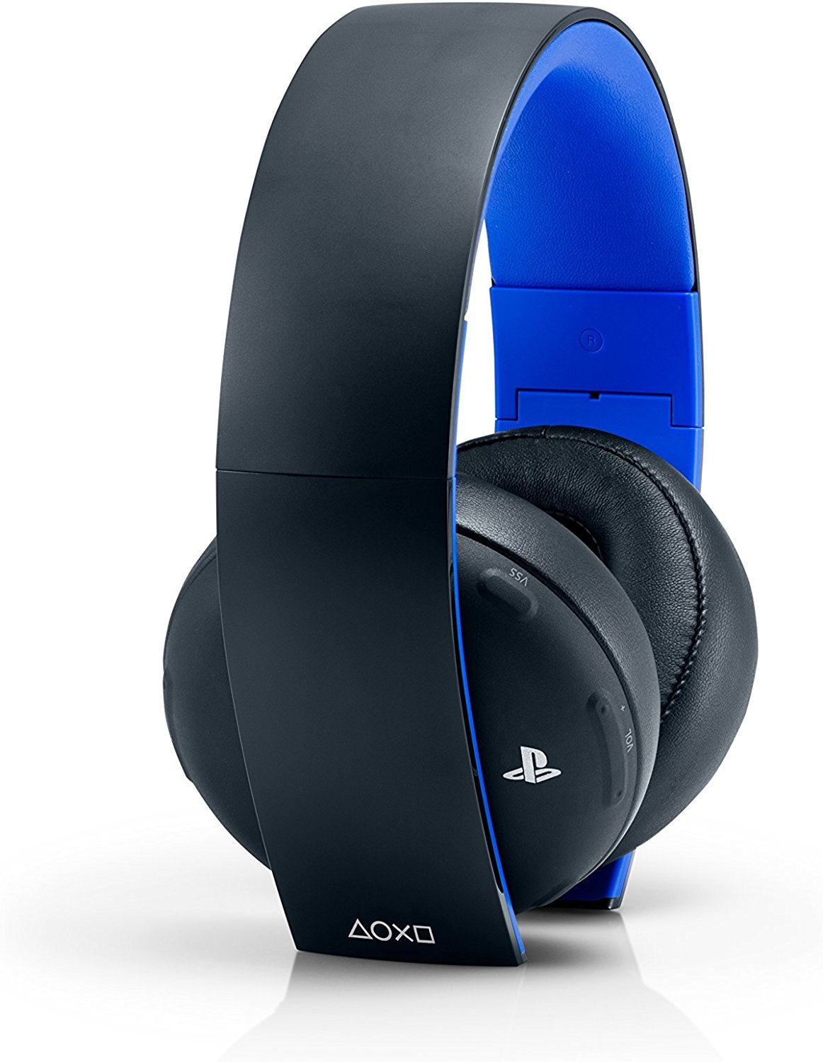 PlayStation Gold Wireless Stereo Headset - Jet Black (Certified Refurbished)