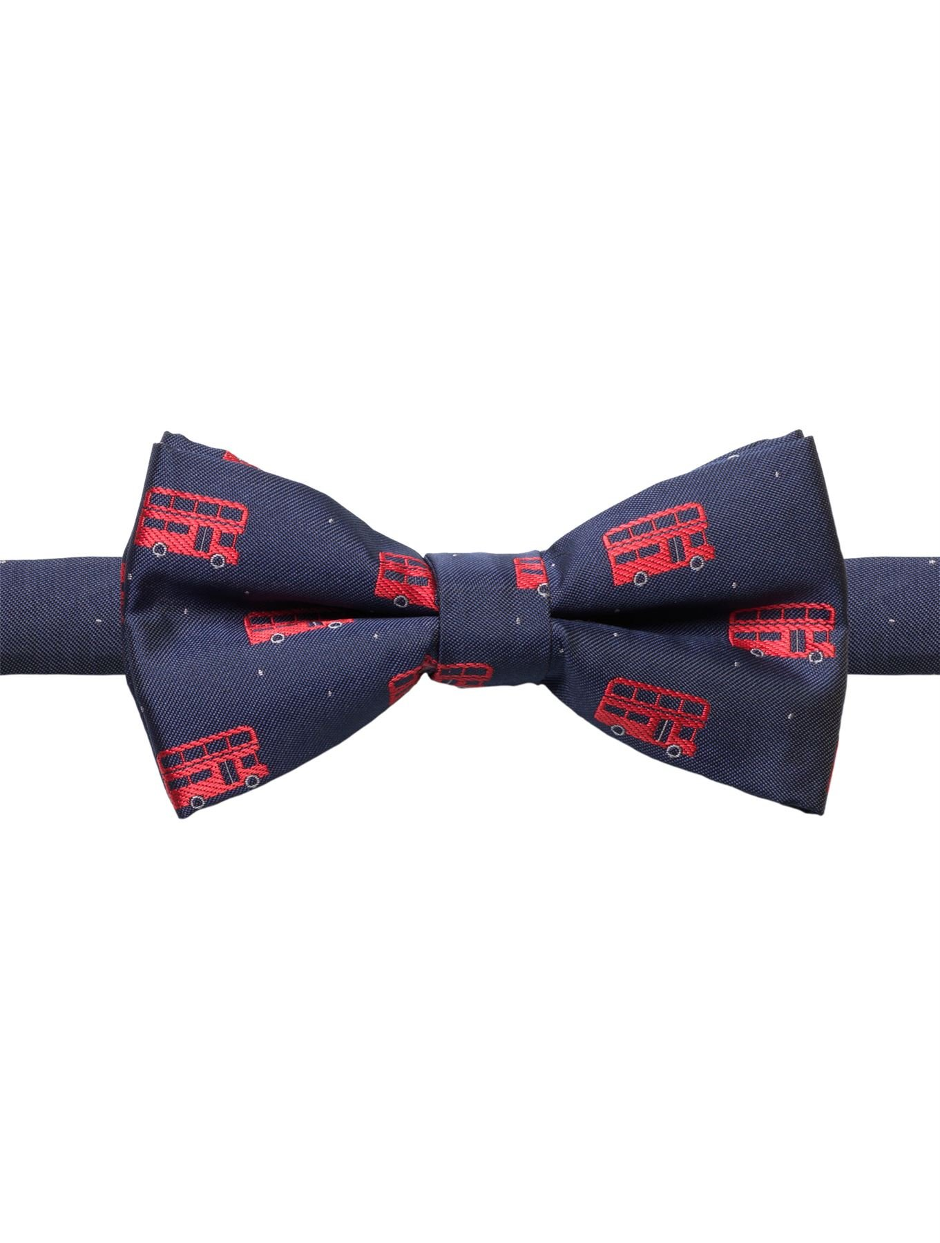 Paisley of London, Boys royal bus bow tie, one size