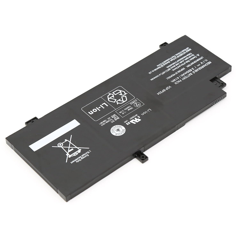 BLESYS VGP-BPS34 VGP-BPL34 Compatible con batería de portátil Sony Vaio Fit SVF14A SVF15A FIT15A SVF15A1ACXB SVF15A1ACXS SVF15A1BCXB SVF15A1BCXS SVF15A1CCXB ...