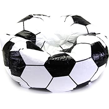 Amazon Com Soccer Ball Sports Bean Bag Chair Cover