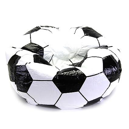 Ordinaire Soccer Ball Sports Bean Bag Chair Cover