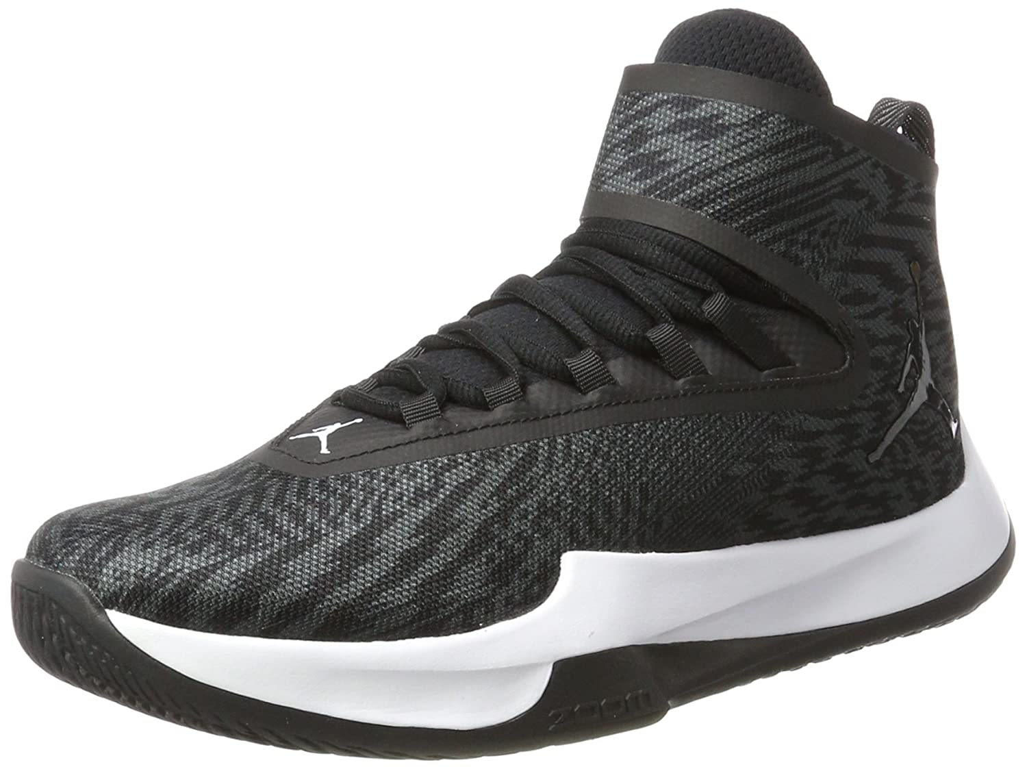 new product ad0c4 36195 Amazon.com   Nike Jordan Fly Unlimited AA1282 010 Black Anthracite (11.5)    Basketball