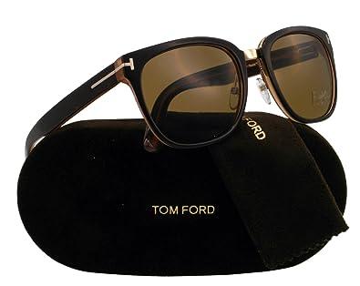 d199c8e9579 Amazon.com  Tom Ford Sunglasses TF 290 BROWN 50J Rock  Tom Ford  Shoes