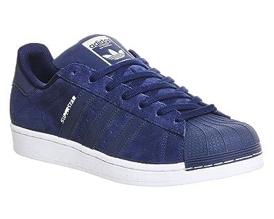 adidas Superstar Foundation, Bottes Classiques Homme Bleu Bleu
