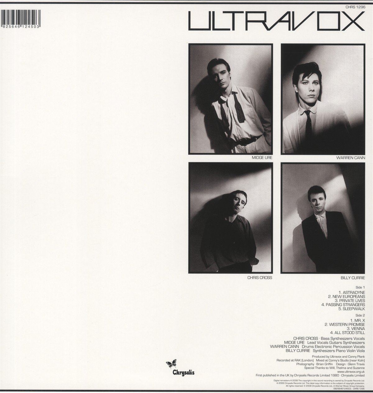 ultravox vienna single vinyl