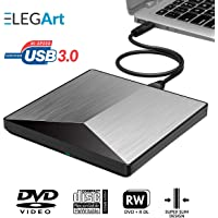 ElegArt External USB 3.0 DVD Burner