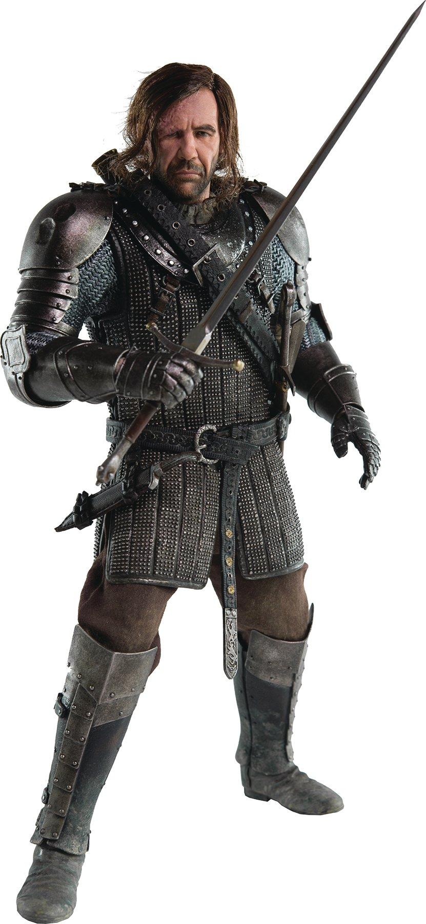 ThreeZero Game of Thrones: The Hound 1:6 Scale Action Figure