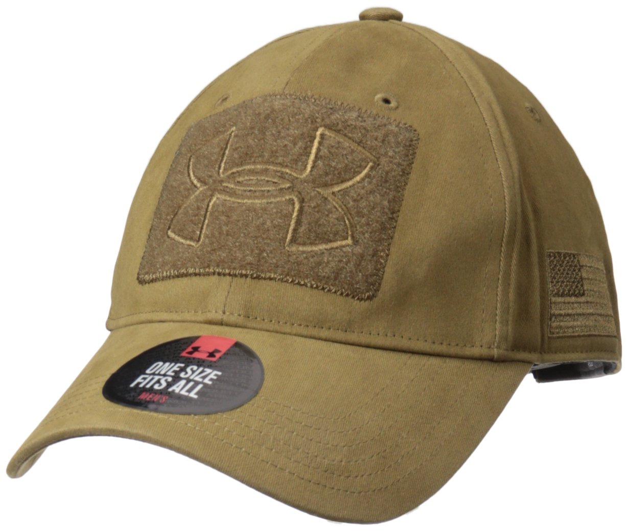 Under Armour Tactical Hat for Men Tactical Baseball Cap Coyote Brown ... ab98a30c1a4