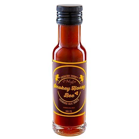 Mexican Tears® - Smokey Honey Bee Sauce, Scharfe Sauce aus roten ...