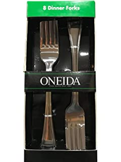 Oneida 8pc dinner forks