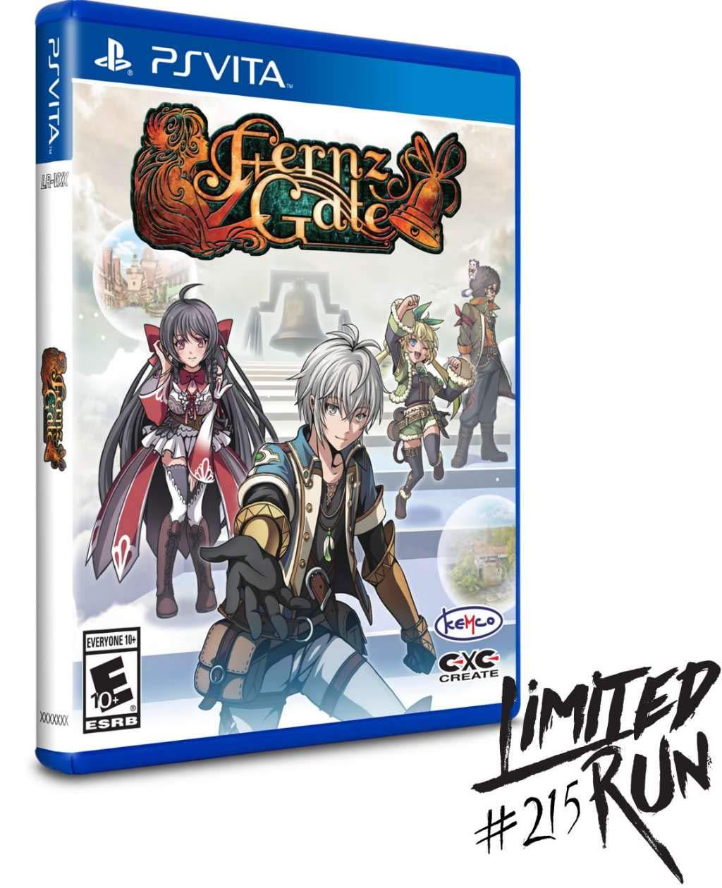 Fernz Gate (Limited Run #215) - PlayStation Vita