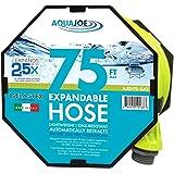 Sun Joe AJEH75-SJG Aqua 75' Expandable Lightweight Kink-Free Hose