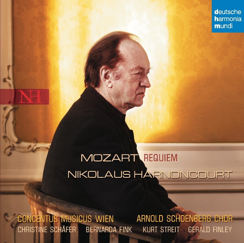 Mozart: Requiem KV 626 - Nikolaus Harnoncourt, Arnold Schoenberg Chor,  Wolfgang Amadeus Mozart, Concentus Musicus Wien: Amazon.de: Musik