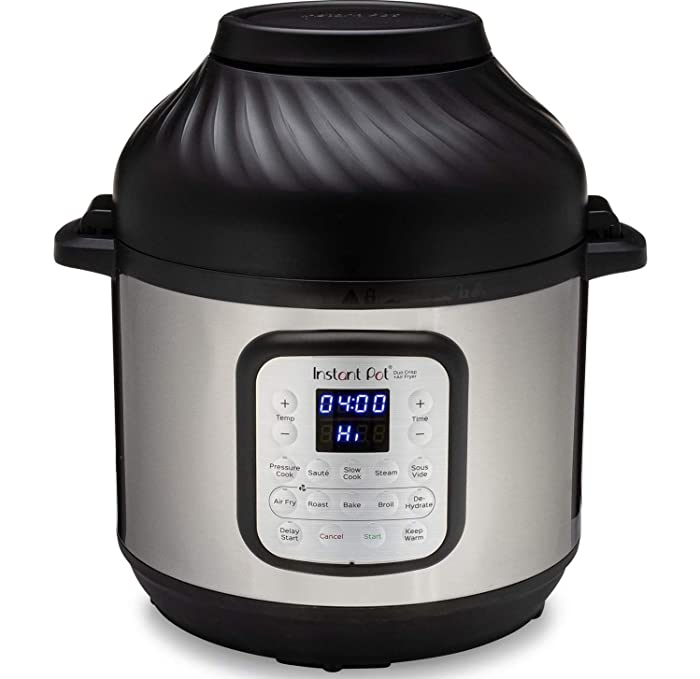 Top 9 Pressure Cooker Air Fryer