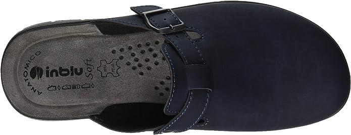 Pantofole Aperte sul Retro Uomo inblu Big Jim