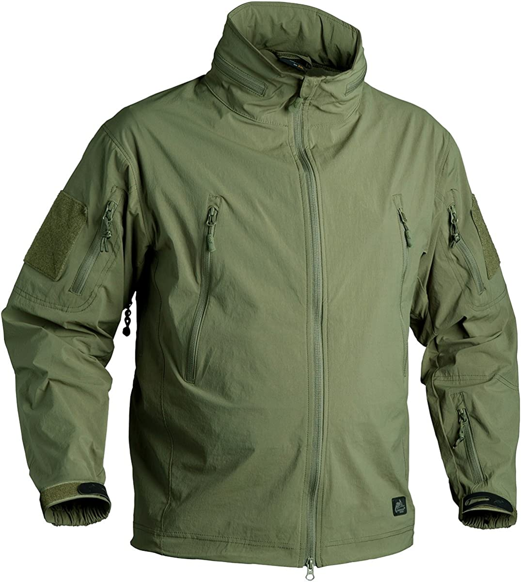 Helikon Trooper Soft Shell giacca Oliva Verde
