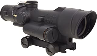 product image for Trijicon ACOG 3.5x35 LED Illuminated .308 Crosshair Reticle with TA51 Thumbscrew Mount, Green