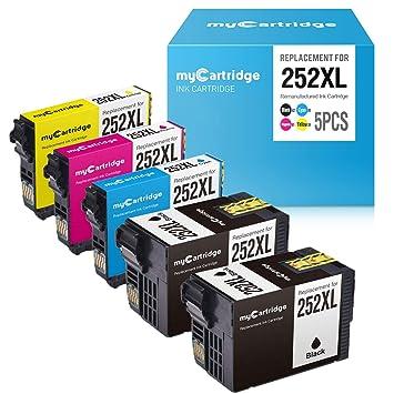 Amazon.com: myCartridge - Cartucho de tinta de repuesto para ...