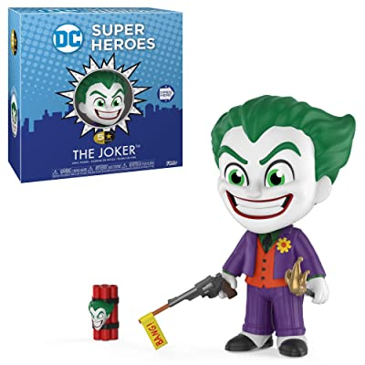 Funko 5 Star: Dc Comics - The Joker Collectible Figure, Multicolor: Toys & Games
