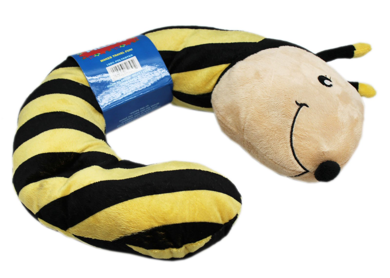 Northpoint Animal Characters Travel Pillow (Bumblebee)