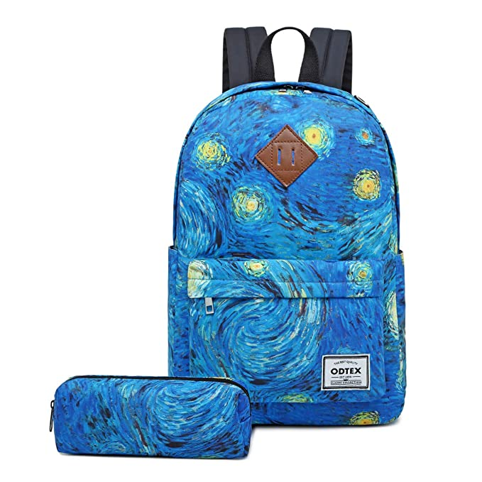 Odtex Backpack Laptop Backpack For Men And Boys Water Resistant Cool