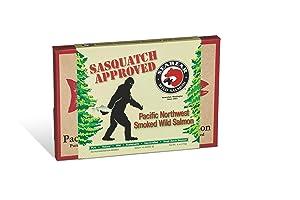 SeaBear - Sasquatch Approved Smoked Salmon - 6 oz