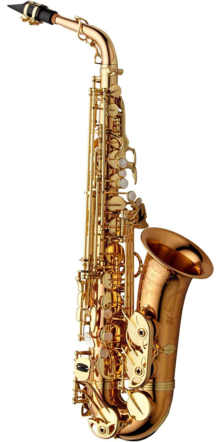 The Yanagisawa WO20 Series Alto Saxophone