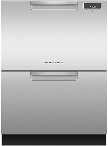 Amazon.com: Fisher Paykel DD24DAX9, lavavajillas doble con ...