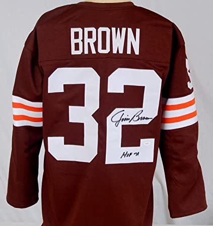 jim brown jersey