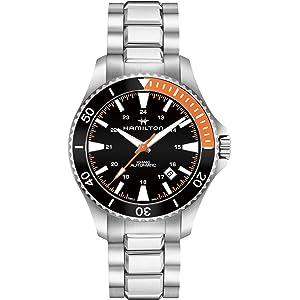 [ハミルトン] 腕時計 カーキ 機械式自動巻 H82305131 メンズ 正規輸入品