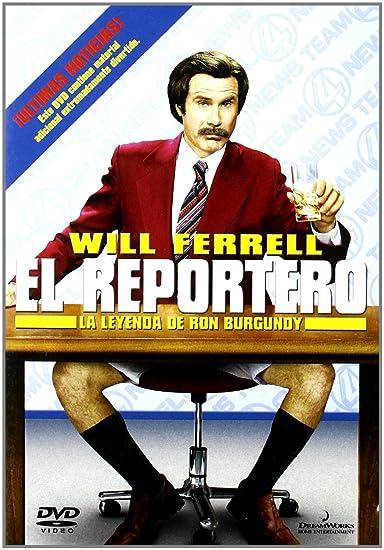 La Leyenda De Ron Burgundy [DVD]: Amazon.es: Varios: Cine ...
