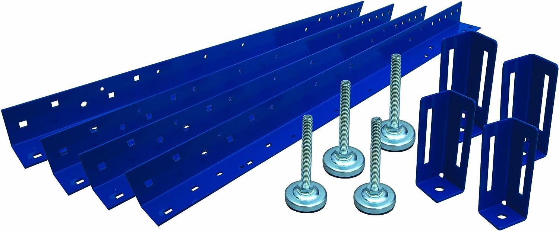 Kreg KBS1010 20-Inch Universal Bench Rails Set of 4