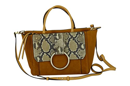 wholesale dealer fashion styles uk store COCCINELLE Bag Ring Female Honey - C1WD6180401995: Handbags ...