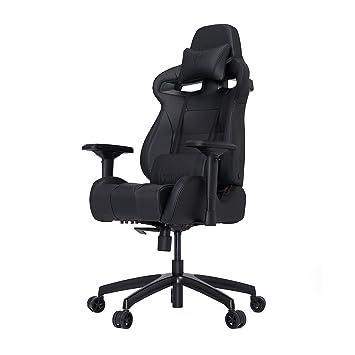 Enjoyable Vertagear S Line 4000 Gaming Chair Medium Black Carbon Andrewgaddart Wooden Chair Designs For Living Room Andrewgaddartcom