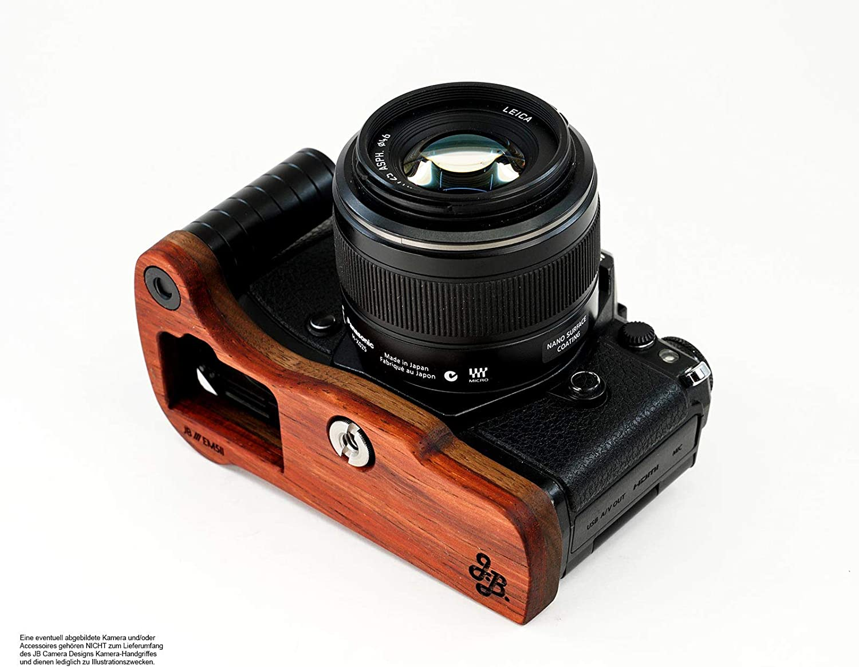 Holz Kamera Handgriff Für Olympus Om D E M5 Mark Ii Mit Elektronik