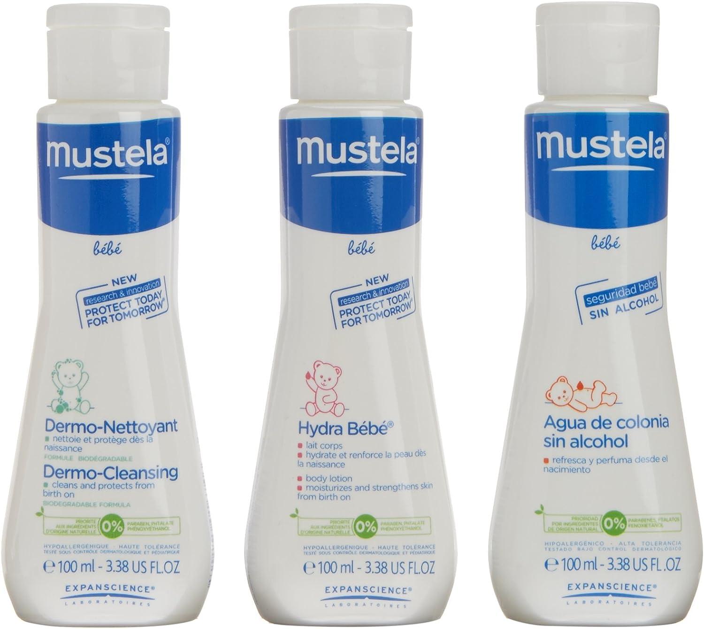 Mustela - Neceser Básicos Mustela 0m+: Amazon.es: Bebé